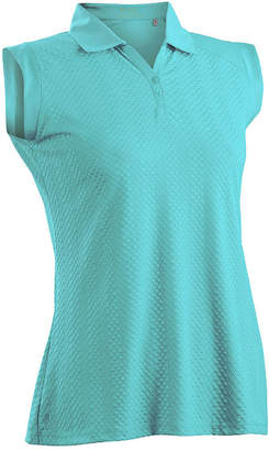 Asstd National Brand Nancy Lopez Golf Grace Sleeveless Polo Plus
