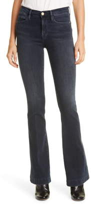 Frame Le High Waist Flare Jeans