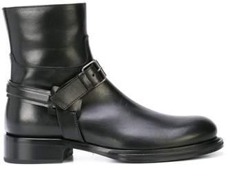 Ann Demeulemeester buckled boots