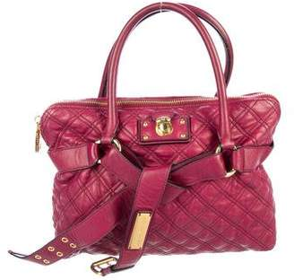 Marc Jacobs Quilted Bruna Bag
