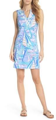 Lilly Pulitzer R) Harper Sleeveless Sheath Dress