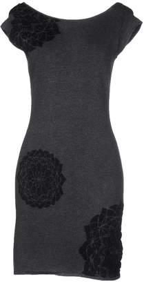 Desigual Short dresses - Item 34673486