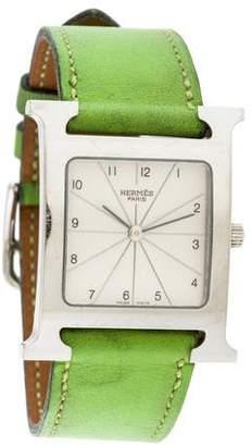 Hermès Heure H GM Watch