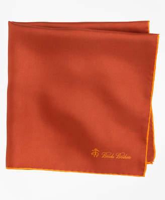 Brooks Brothers Silk Pocket Square