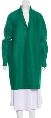 Harris Wharf London Wool Knee-Length Coat w/ Tags