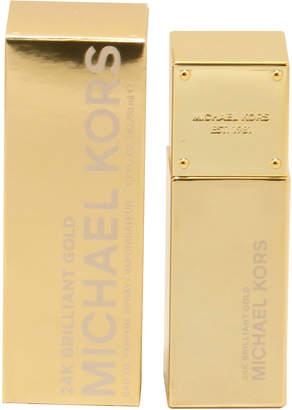 Michael Kors 24K Brilliant Gold for Women Eau de Parfum Spray, 1.7 oz./ 50 mL