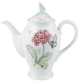Lenox Butterfly Meadow Coffee Server with Lid