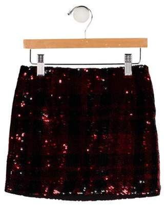 Ralph Lauren Girls' Embellished Mini Skirt w/ Tags