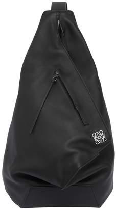 Loewe Anton Leather Backpack