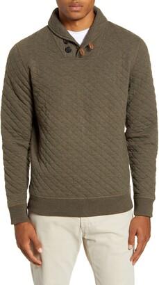 Billy Reid Shawl Collar Pullover