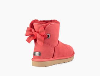 UGG Customizable Bailey Bow Mini Boot