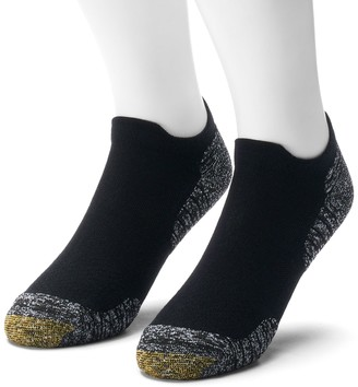 Gold Toe Goldtoe Men's GOLDTOE 2-pack Sta-Cool XS Double Eagle Tab No-Show Socks