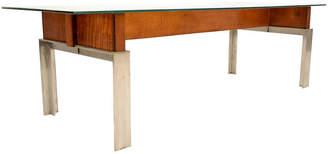 One Kings Lane Vintage 1970s Modern Coffee Table - Castle Antiques & Design