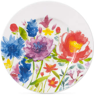 Villeroy & Boch Amnut Flowers Collection Bone China Bread & Butter Plate