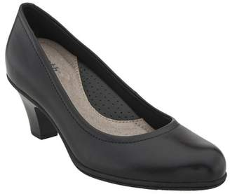 Earth Bijou Leather Pump - Wide Width Available