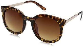 6ba56f6771 A. J. Morgan A.J. Morgan Women s Cat Du Rectangular Sunglasses