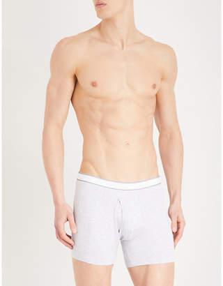 Derek Rose Ethan regular-fit stretch-cotton trunks