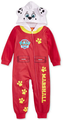 Paw Patrol Toddler Boys 1-Pc. Hooded Pajamas