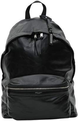 Saint Laurent Foldable City Backpack