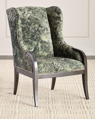 Massoud Miranda Wing Chair