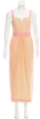Tanya Taylor Betty Maxi Dress