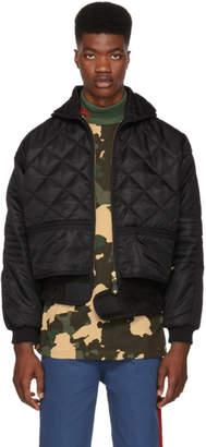 032c Black Cosmo Jacket