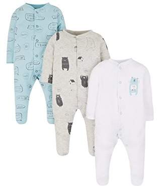599f71f83209 offer discounts 07eea 18556 mothercare baby boys graphic snowsuit ...