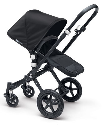Bugaboo Cameleon3 Complete Stroller, Black $1,219 thestylecure.com