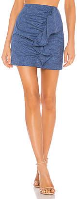 Lovers + Friends Annie Mini Skirt
