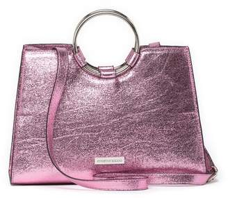 Christian Siriano New York Molly Faux Leather Top Handle Tote