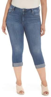 Lucky Brand Emma Crop Skinny Jeans