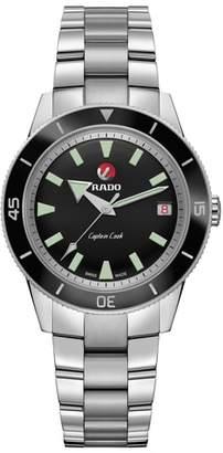 Rado HyperChrome Captain Cook Bracelet Watch, 37.3mm
