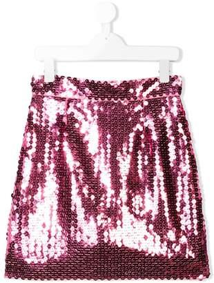 Dolce & Gabbana sequinned skirt