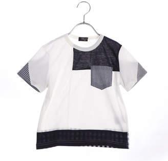 Comme Ca Ism (コムサイズム) - コムサイズム COMME CA ISM ブロッキングTシャツ