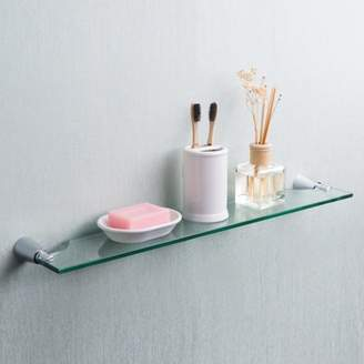 Maykke Soma Glass Wall Shelf