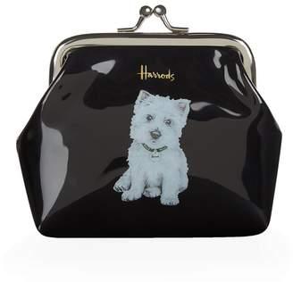 Harrods Westie Puppy Coin Purse