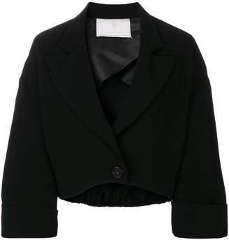 Societe Anonyme cropped jacket