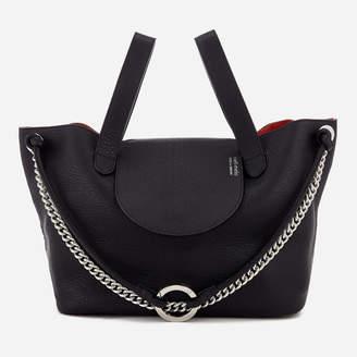 Meli-Melo Women's Linked Thela Medium Tote Bag - Black