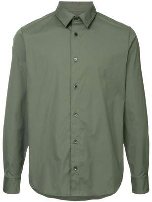 A.P.C. long-sleeved shirt
