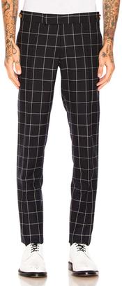 Thom Browne Diagonal Stripes Tee $413 thestylecure.com