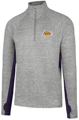 '47 Men's Los Angeles Lakers Evolve Forward Quarter Zip Pullover