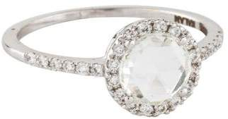 Suzanne Kalan 18K Diamond Engagement Ring