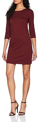 Only Women's Onlbrilliant 3/4 Dress JRS Noos Dress,(Manufacturer Size: )