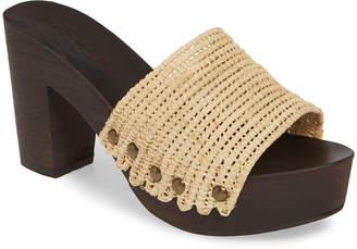 Jeffrey Campbell Dlight Platform Slide Sandal