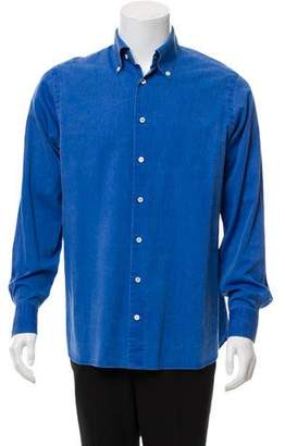 Malo Casual Button-Up Shirt