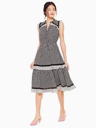 Kate Spade Plains rayon dress