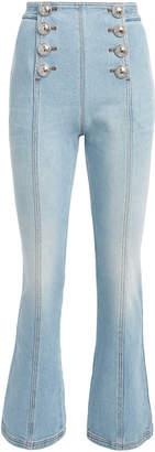 Balmain Flared Sailor Jeans