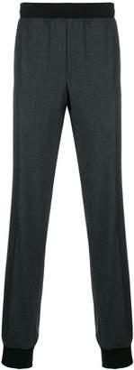 Lanvin elasticated waist track pants