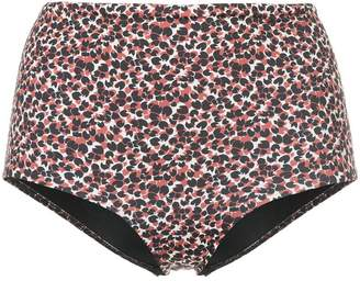 Matteau The High Waist Brief bikini bottom