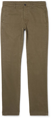 Massimo Alba Cotton-Blend Trousers